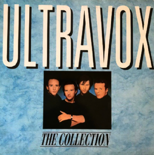 Ultravox - The Collection (LP) (EX/VG++)